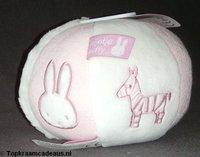 Aanvulling webshop | luchen bal roze - Nijntje Tiamo