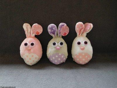 Knuffel Bunny Eggies