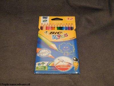 BIC kleurpotloden 12